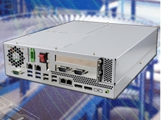 iBase's AMS210 high performance embedded box PC