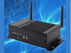 iBase's CSB200-818 slim fanless embedded computers