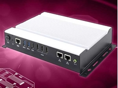 The new SI-323-N is a triple-HDMI digital signage player based on the AMD Ryzen Embedded R1000 SoC