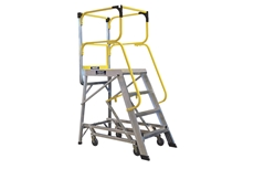 Baileys heavy-duty access platforms for safe and efficient use in industrial applications