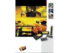 A series of motion control product catalogues available from Baldor