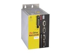 FlexDrive II digital AC servo drives are well suited to high speed linear motor applications