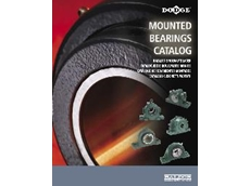 Mounted bearings catalogue