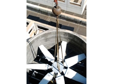 The Baldor RPM AC Cooling Tower Direct Drive Motor is designed exclusively for the cooling tower industry