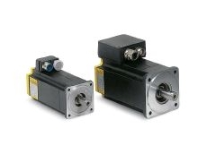 Brushless ac servo motors.