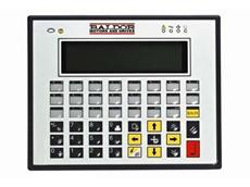 KPD-KG840-10 HMI panels have a monochrome graphic display