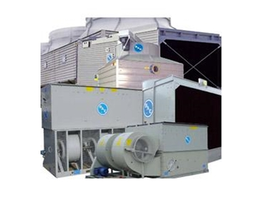 Cooling Towers for Evaporative Cooling