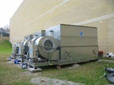 Evaporative rental cooling equipment including cooling towers and closed circuit coolers is available from Baltimore Aircoil Australia