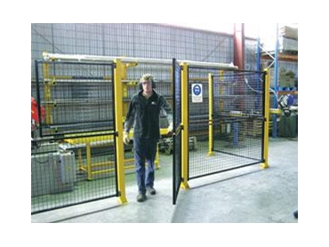 Barrier Group Announces De Fence Mesh Safety Fences