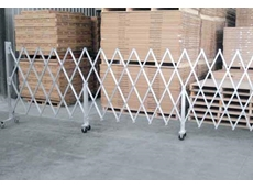 Port-A-Guard Maxi expanding barriers are suitable for both indoor and outdoor use