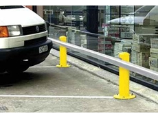 Bumpa-Bar heavy duty guard rails