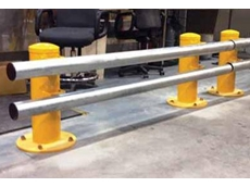 Bumpa-Bar double rail heavy duty guard rail system