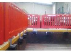 Dock-Safe with independent receiver blocks