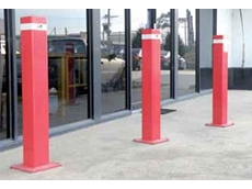Fixed surface mount bollards from Barrier Group are supplied with all fixings necessary for concrete installation