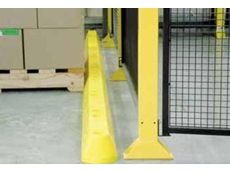 Menni modular components help protect physical assets by preventing vehicles from coming into contact with them
