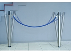Neate hook post barriers