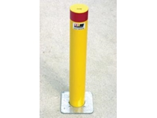The retractable bollard
