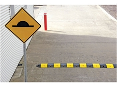 Speed hump awareness kit