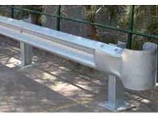 W-Beam guard fence