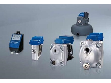 BEKOMAT® Condensate Drains - Standard Units