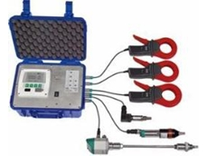 DS 300 mobile compressed air system analyser
