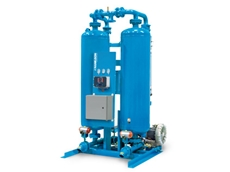 Hankinson HBP Blower Purge Regenerative Desiccant Dryers from Basil V R Greatrex
