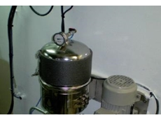 Europafilter oil filtration systems available from Basil V R Greatrex