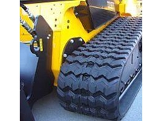 Solideal compact track loader rubber tracks from Bearcat Tyres
