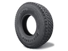 Crane tyres