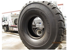 Construction, Earthmoving and Mining Tyre Supply and Fitting