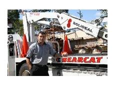 Bearcat's managing director Marl Bloxham, outside Bearcat's head office
