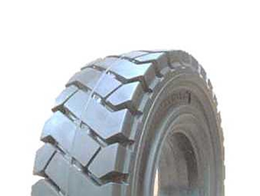 Xentra White Half Tyre