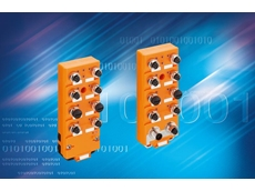 Actuator sensor interface modules increase signal density by 50% over previous modules