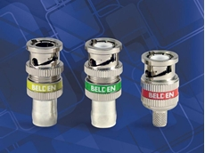Belden's new BNC connectors offer exceptional performance and rock-solid reliability