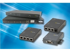 Four new converters from Belden enable reliable connection for end devices with a serial interface to Ethernet networks