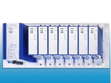 Hirschmann MSP30-X modular gigabit switches