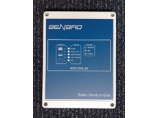 Single Array Stage Solar Charge Regulator from Benbro Electronics