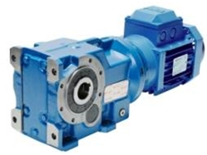 Series K Helical Bevel Geared Motor Series K  by Benzler Australia