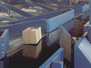 Transport Belts for the sorting line