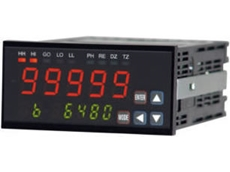 AMH-763 digital panel meters from Bestech Australia