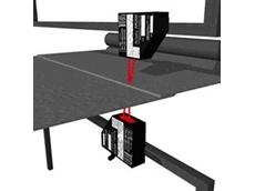 AR200 laser displacement measurement sensors from Bestech Australia