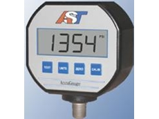 AccuGauge AG200 digital pressure gauge available from Bestech Australia