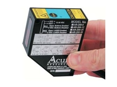 Acuity AccuRange 200 Series Laser Displacement Sensors from Bestech Australia
