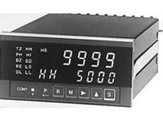 Asahi Keiki's AMH-762 digital panel meters available from Bestech Australia