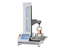 The Lloyd TA Plus texture analyser