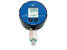 Bestech Australia offers digital pressure gauges to log pressure and temperature data
