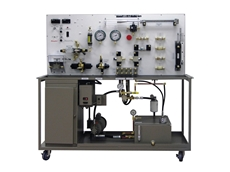 Bestech Australia presents new Hampden H-FP-223-14 hydraulic trainer
