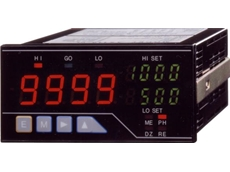 A5000 series digital panel meter