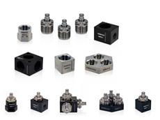 Endevco Model 46AXX POD accelerometers