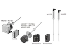 MS Series of magnetostrictive level measurement sensors